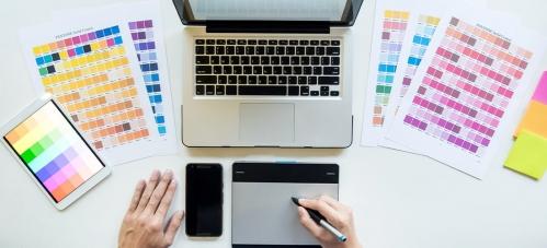 Diseño gráfico en la era post covid